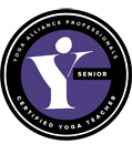 Yoga Alliance Professionals Senior Teacher
