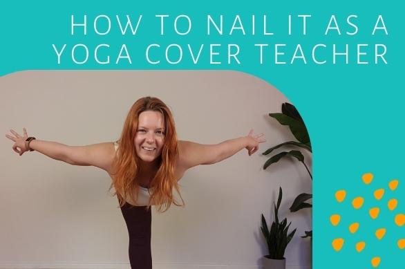 Yoga Cover Teacher
