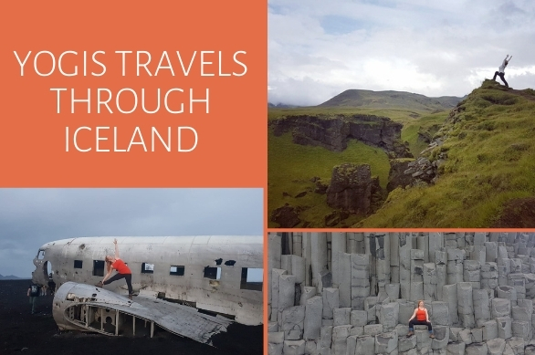 Yogis Travels in Iceland