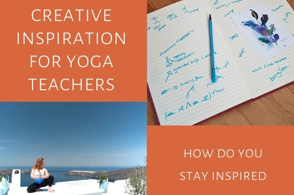 Yoga Class Inspiration