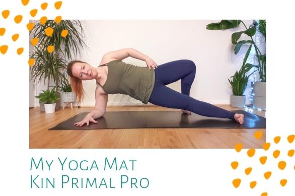 Yoga Mat Laura Green